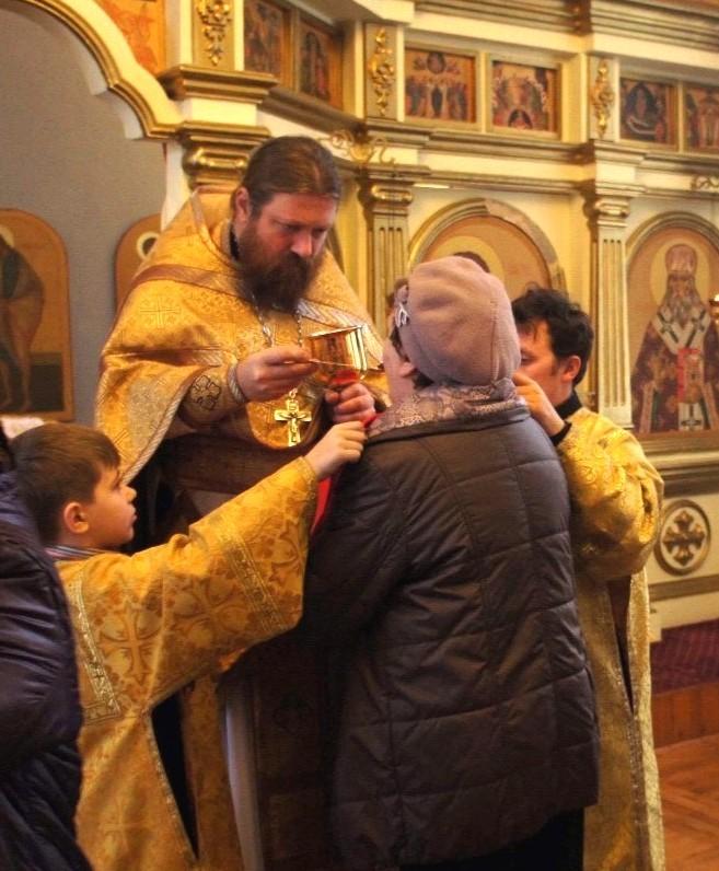 воскресная служба в церкви назначению осветительные